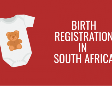 birth registration south africa