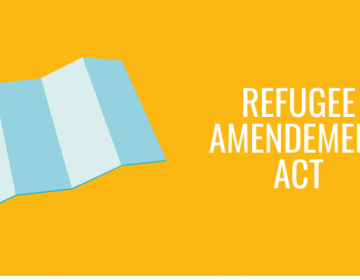 refugee amendment act