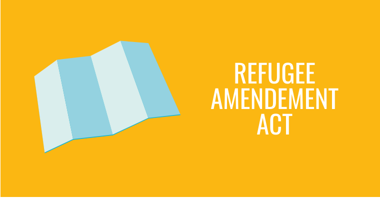 refugee amendment act